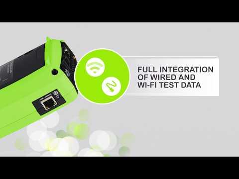Etherscope™ nXG Portable Network Expert