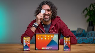 Ultra Mega Apple Unboxing 🔥 iPhone 12, MagSafe, iPad Air a … [4K]