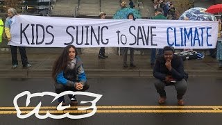 The Teenager Suing the US Government over Climate Change
