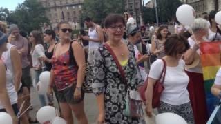Pride Felvonulás: Orbán kérjen bocsánatot - Kordon ügy - video
