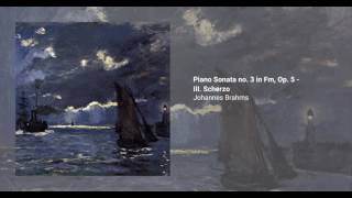 Piano Sonata no. 3 in F minor, Op. 5