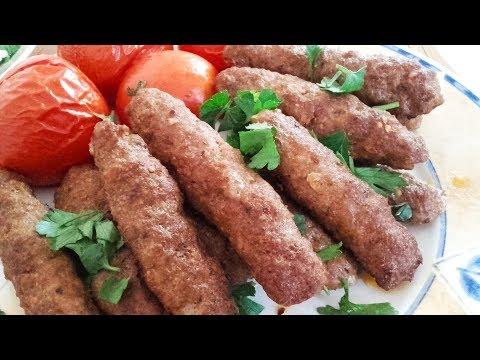 0 Kebaburi de carne de vită irakiene
