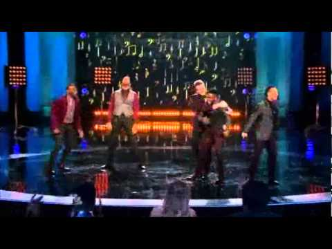 """Final Performance (Round 2) - The Exchange - """"Sing"""" By Ed Sheeran - Sing Off 5"""