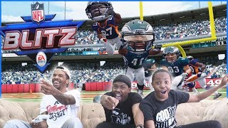 Wow... This Ending Will Leave You Speechless! (NFL Blitz 1v1)