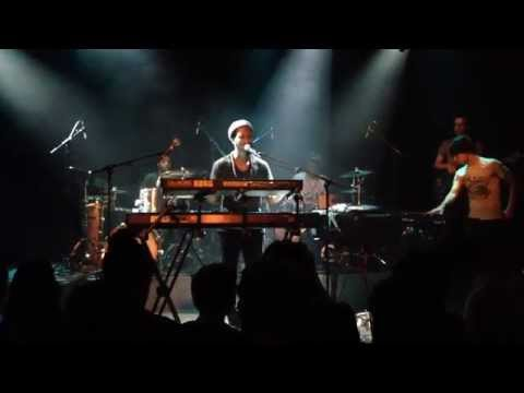 With Cory Henry and the Funk Apostles