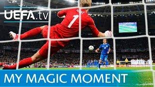 Pirlo's 'Panenka Penalty' - Italy V England