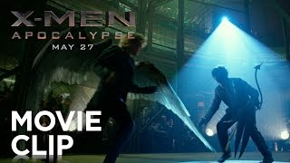 X-Men: Apocalypse - Cage Fight Video Clip