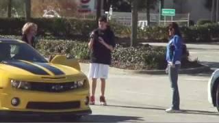 2010 Camaro SS Birthday Surprise