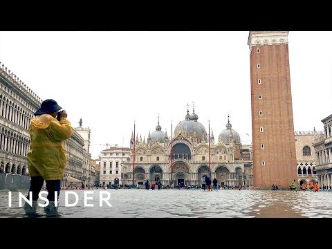 The Reason for Venice's Annual Floods