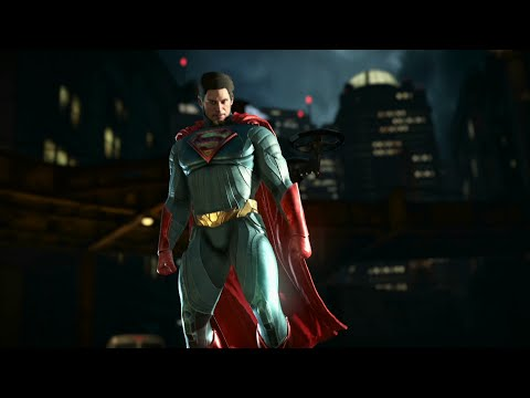 Injustice 2 – Official Gameplay Reveal Trailer thumbnail