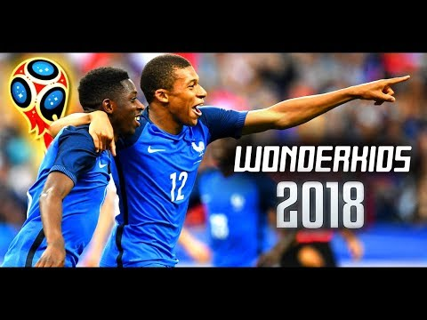 TOP 5 Wonderboys in World Cup 2018 • Young Talents Russia 2018