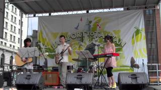 Passport to Taiwan 2011- The Sounds of Domestic Living