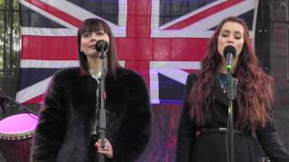 ESCKAZ in Kyiv: Emmelie de Forest and Lucie Jones (UK) - Chasing Cars