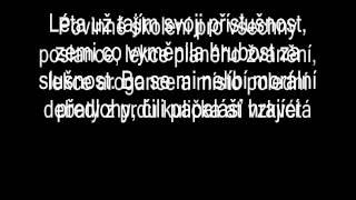 Tomáš Klus - Pánubohu do oken - Text
