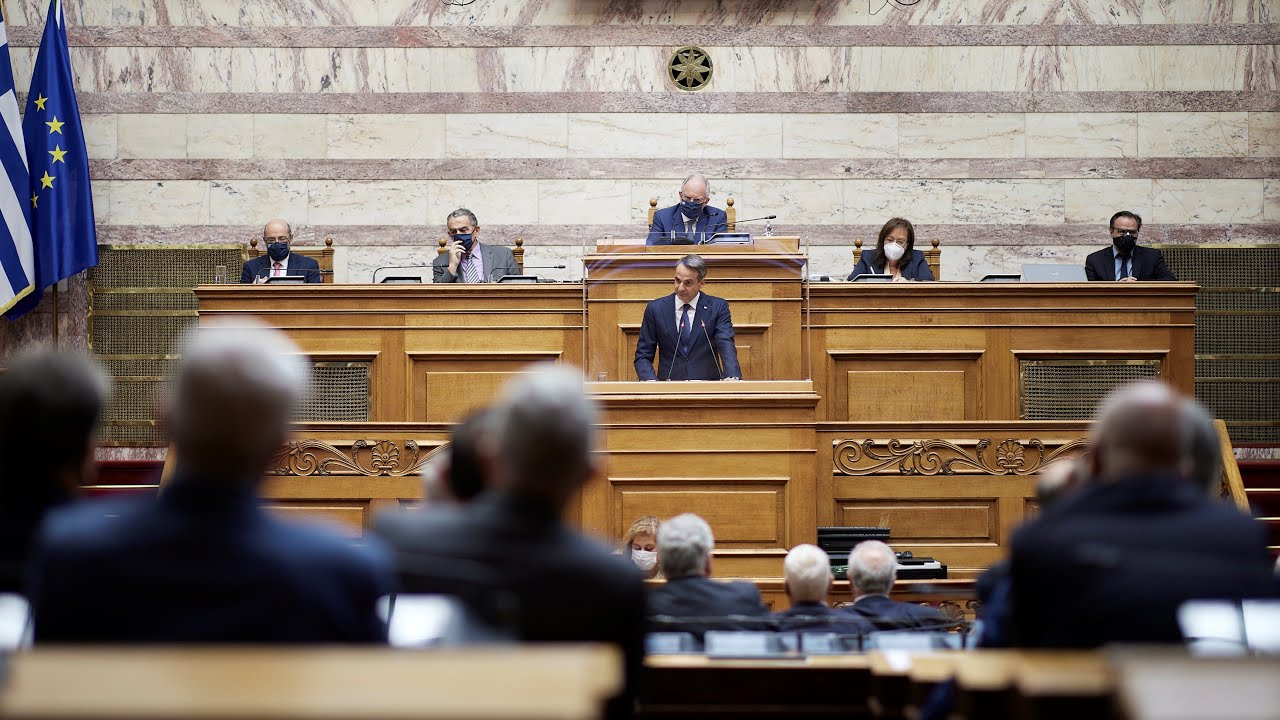 Ομιλία Κυριάκου Μητσοτάκη στη Βουλή στη συζήτηση για την Κύρωση της Συμφωνίας Ελλάδας – Γαλλίας