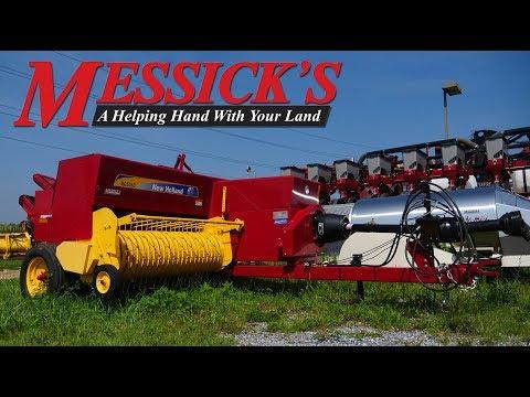 Hay Tools | Messick's Tractor School