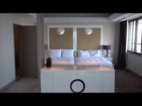 Tokyo Marriott Hotel, Japan – Review of Corner Twin Room 2501