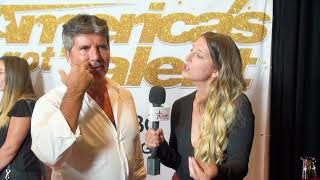 Simon Cowell PREDICTS The TOP 5 AGT Finale Acts! | America