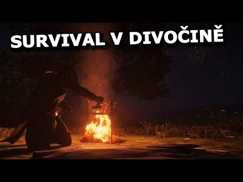 Lov a přežití v divočině - Red Dead Redemption 2 #1 Spoiler Free