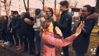 4Z SGLŠ Film Predstavitev Razreda (maturanski Ples) Postojna