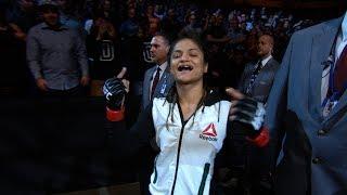 Fight Night Argentina: Cynthia Calvillo - I