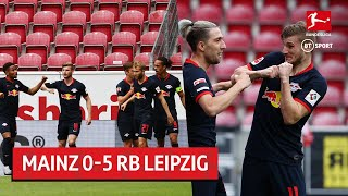 RB Leipzig steamroll Mainz for the second time this season thanks largely to a razor-sharp Timo Werner.  Subscribe to our YouTube channel for the best videos from BT Sport  ➡️ http://bit.ly/17YTeL5  Subscribe to our Boxing YouTube channel ➡️ http://po.st/NoFilterYT  Twitter: http://twitter.com/btsport  Facebook: http://www.facebook.com/btsport  Instagram:http://instagram.com/btsport  Website: http://sport.bt.com