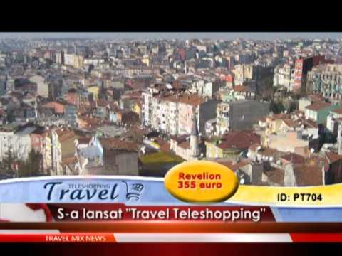 "S-a lansat ""Travel Teleshopping"" – VIDEO"