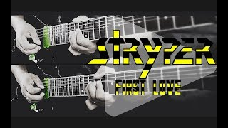 Stryper - First Love Guitar Solo (by Diego Sena)