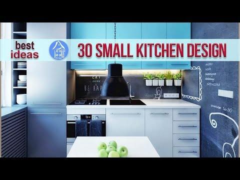 💗 30 Small Kitchen Design for Small Space – Beautiful Design Ideas Small Kitchen Apartment