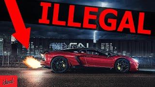 5 Car Modifications ILLEGAL In America!