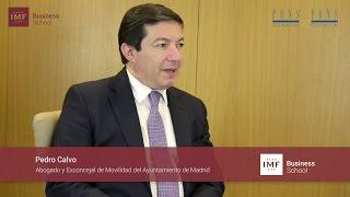 Jornada sobre el Permiso por Puntos – Entrevista a Pedro Calvo