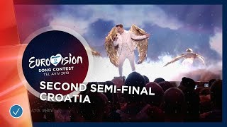 Roko - The Dream - Croatia - LIVE - Second Semi-Final - Eurovision 2019
