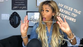 MY EXPERIENCE WITH I-TIP EXTENSIONS| FOR BLACK GIRLS