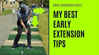 GOLF: My Best Early Extension Tips