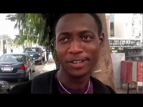 Nigerian Fashion: Guy Represents Himself!