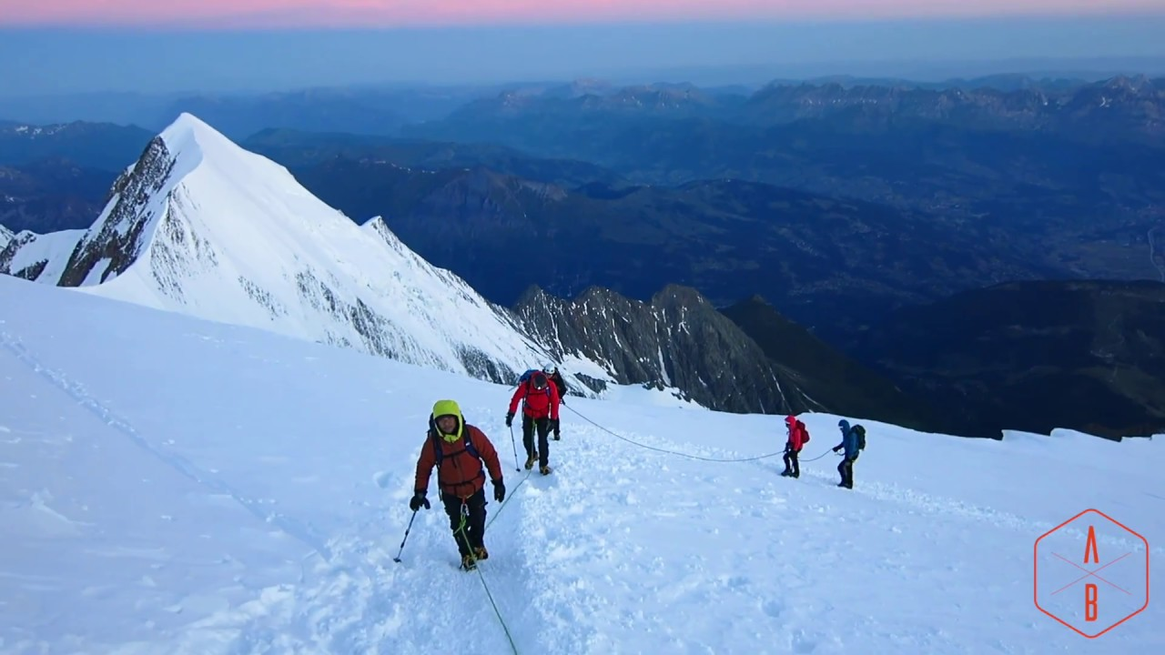 Mont Blanc: THE SUMMIT