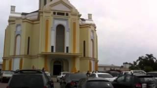 Domingo de ramos no Santuario Caravaggio Farroupilha RS