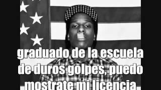 ASAP Rocky - PESO subtitulada en español