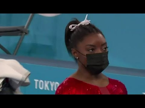 Gymnast Simone Biles withdraws from individual competition at Tokyo Olympics