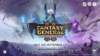 VideoImage1 Fantasy General II - Hero Edition