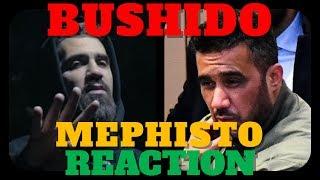 BUSHIDO   MEPHISTO I REACTION