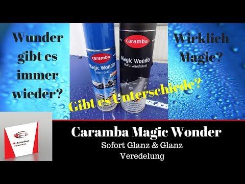 Caramba Magic Wonder-Sofort Glanz & Glanz Veredelung
