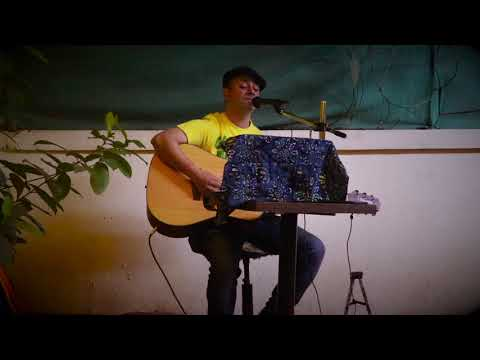 Performance of my original song at a live event