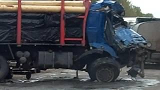 Авария у Новгорода 26.09.2016