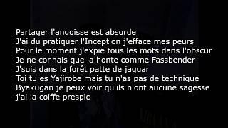 Django - Fable [PAROLES/LYRICS]