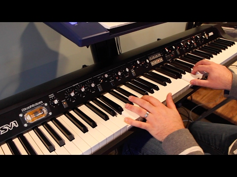 18-Month Review & Update - Korg SV-1 (88 Key)