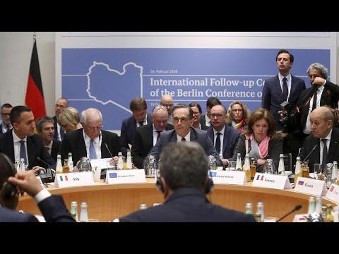 Λιβύη: Νέες δεσμεύσεις για το εμπάργκο όπλων