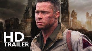 World War Z 2 Trailer (2020) - Brad Pitt Movie | FANMADE HD