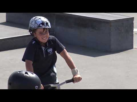 New Zealand Scooter Nationals 2020 - Under 12's 8