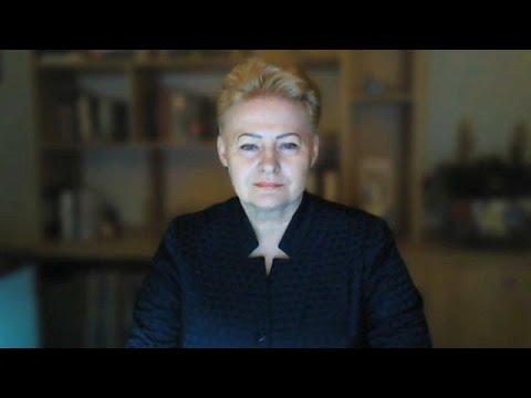 Ντάλια Γκριμπαουσκάιτε: Η Ευρώπη πρέπει να επενδύσει στην αυτάρκεια και ανεξαρτησία της…
